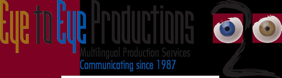 Eye to Eye Productions